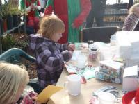 Balloon Art Kids Can Make Ornaments And Decorate Wreaths With Santas Elves While Pas Select That Perfect Fresh Cut Christmas Tree Or Taste Wine